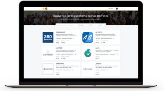 Découvrez la nouvelle plateforme de mise en relation business du Hub !