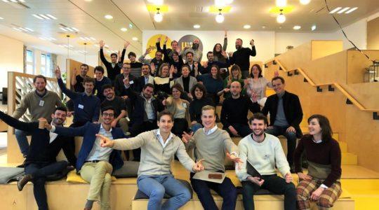 9 nouvelles startups accélérées par le Hub pour bien commencer 2019 !